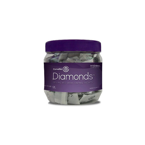 Diamonds™ Gelling and Odor Control Sachets
