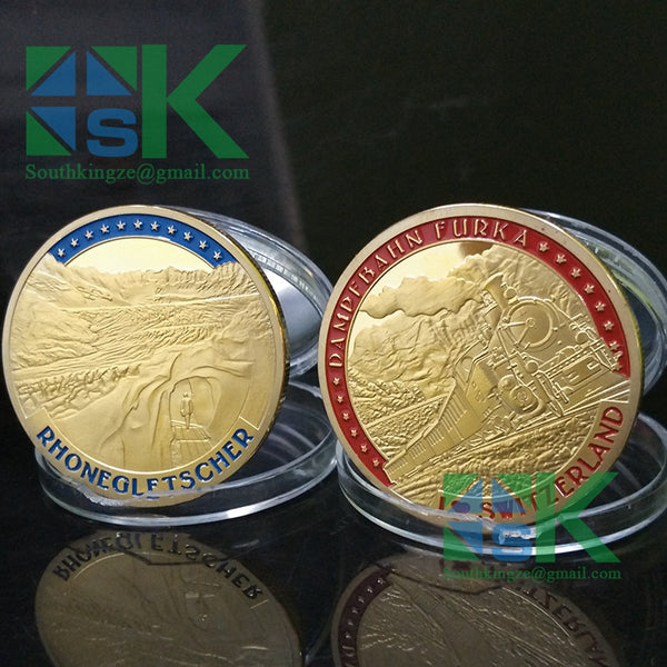 product of rhonegletscher coin