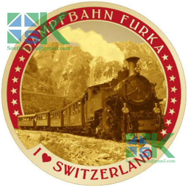 full steam ahead on the furka pass, the dampfbahn furka coin