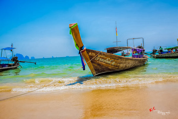 the best beach of phuket.