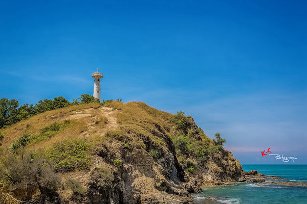 the lighthouse of Koh lanta