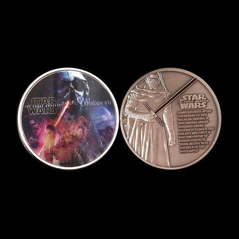 star war coin