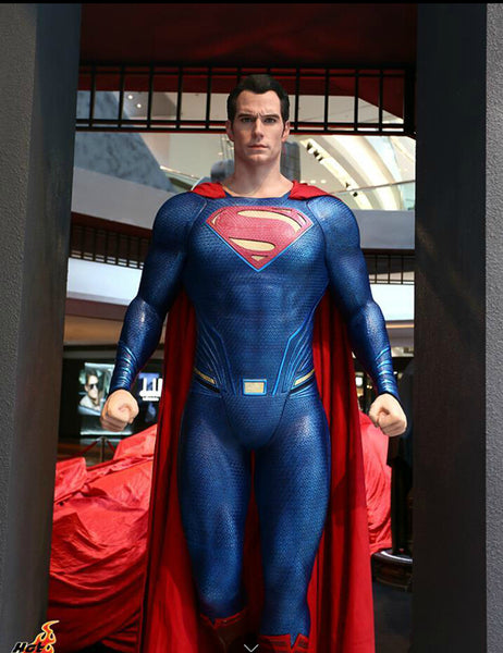 super man hot toy