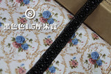 Multi color Lace Fabric Trim Ribbons DIY Sewing Craft Materials