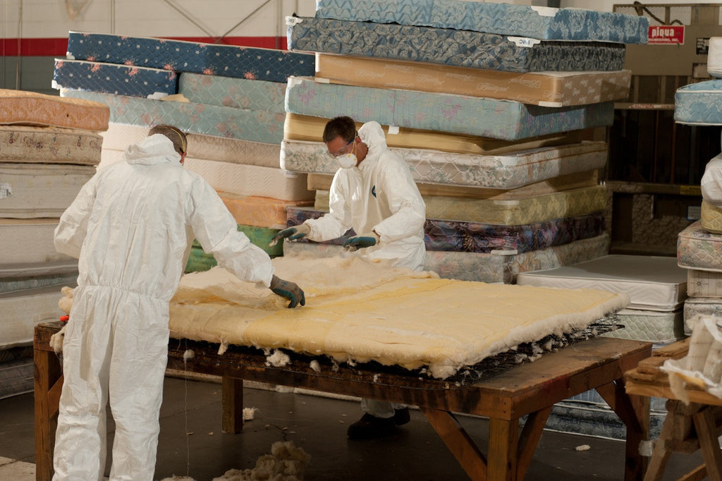 Your Mattress is Making You Sick
