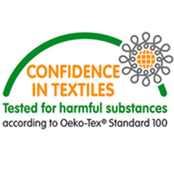Confidence in Textiles certified