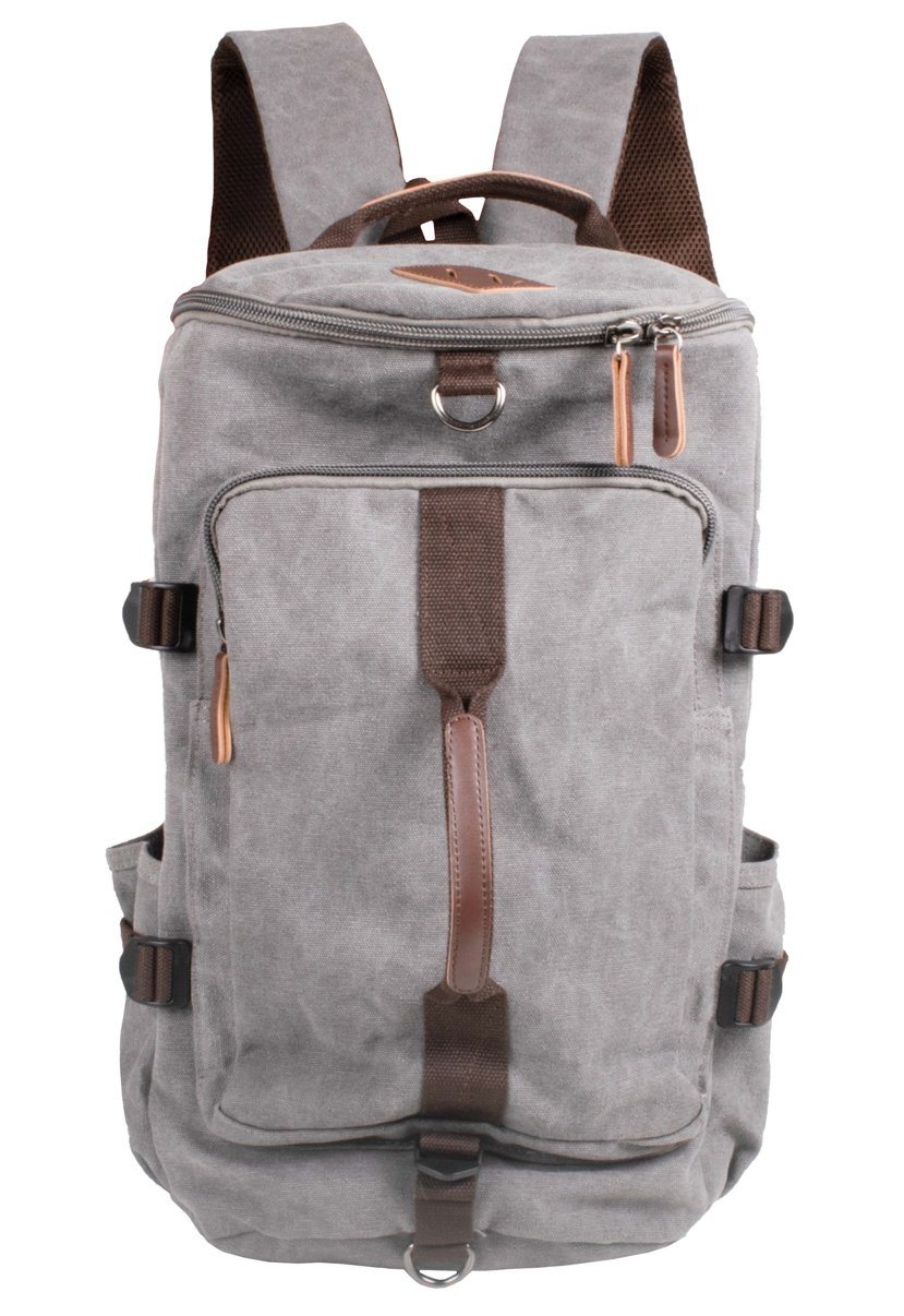 Backpack Military Messenger Bag School Bag - CCCollections