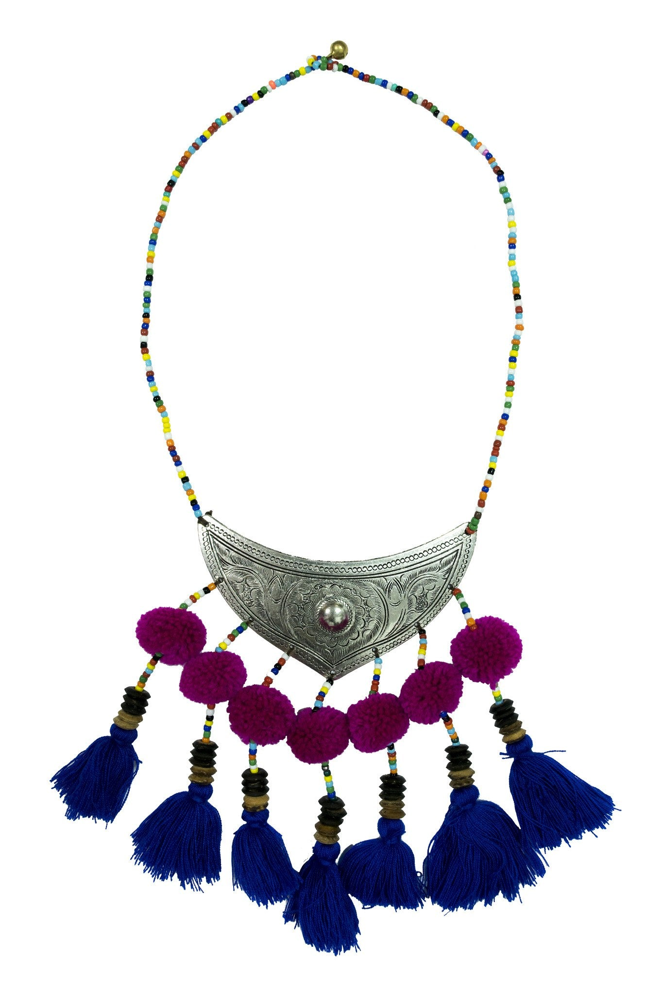Necklace Stylish Tribal Bohemian Jewellery Unique Accessories - CCCollections