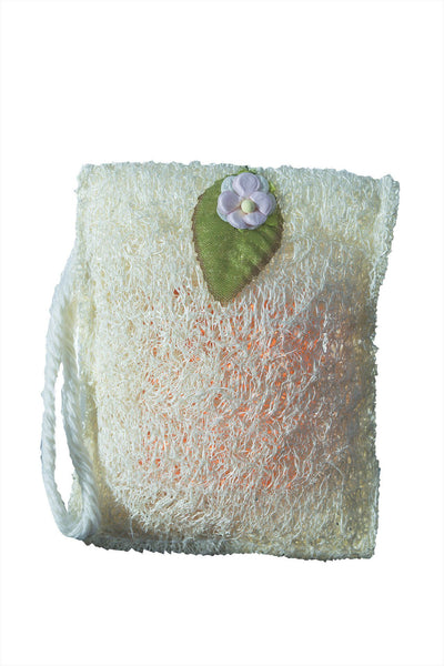 Natuaral Soap in Loofah (Luffa) - Natural Home Spa - CCCollections