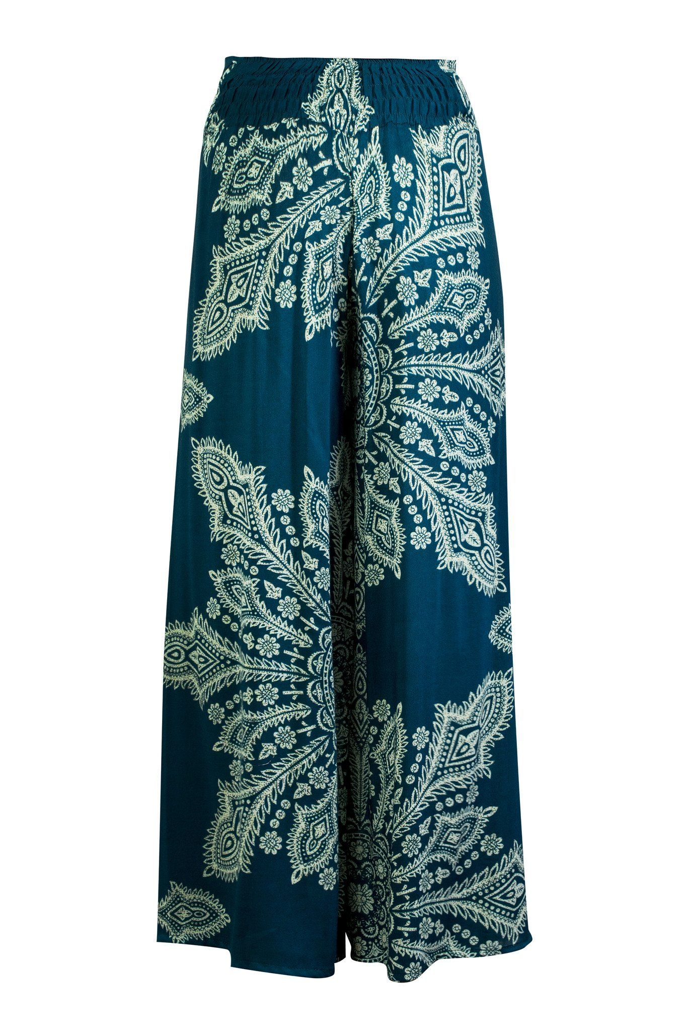 Palazzo Open Front Trouser - CCCollections