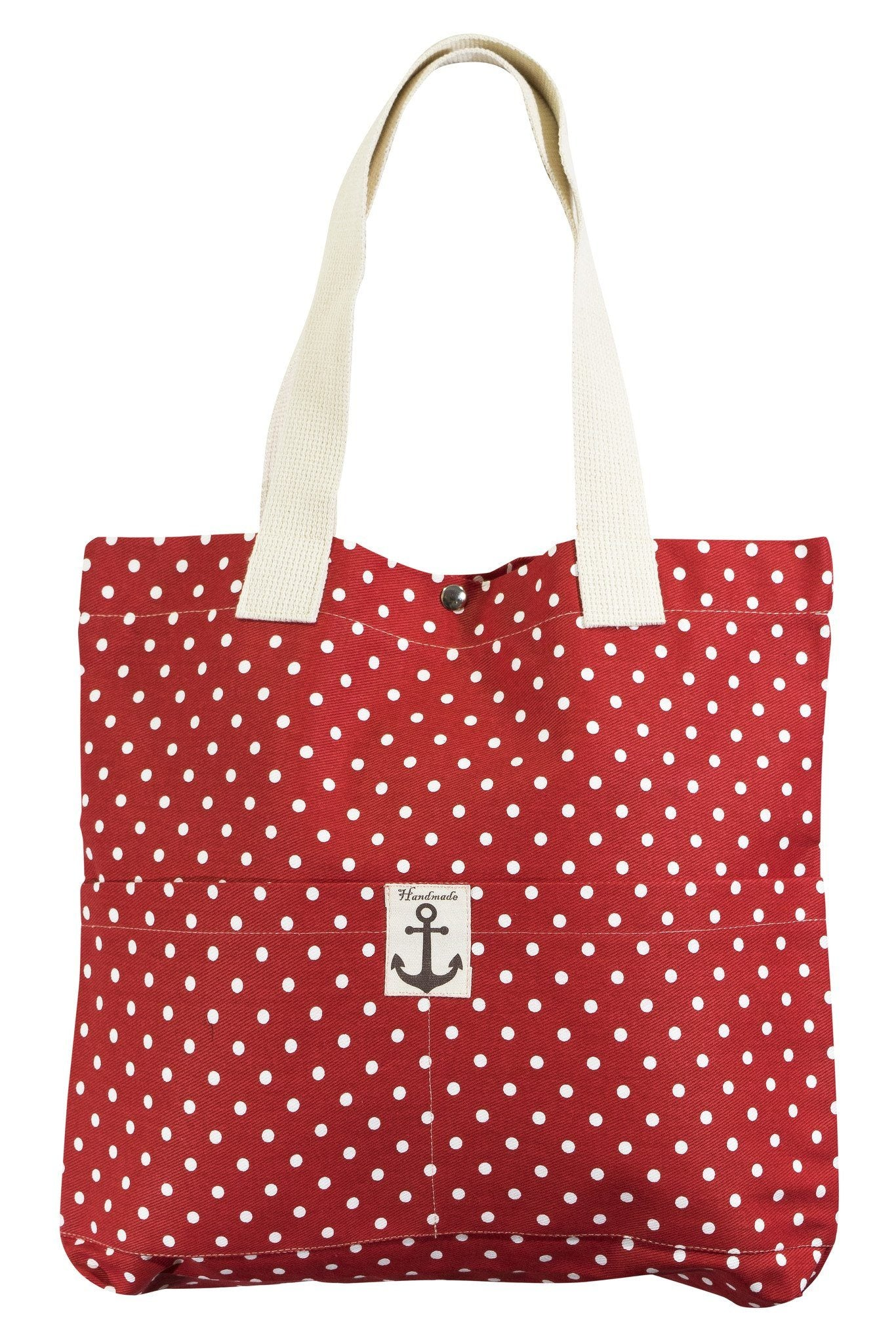 Mrs. Tote Shoulder bag Cotton Canvas Printed with Two front Pocket - CCCollections