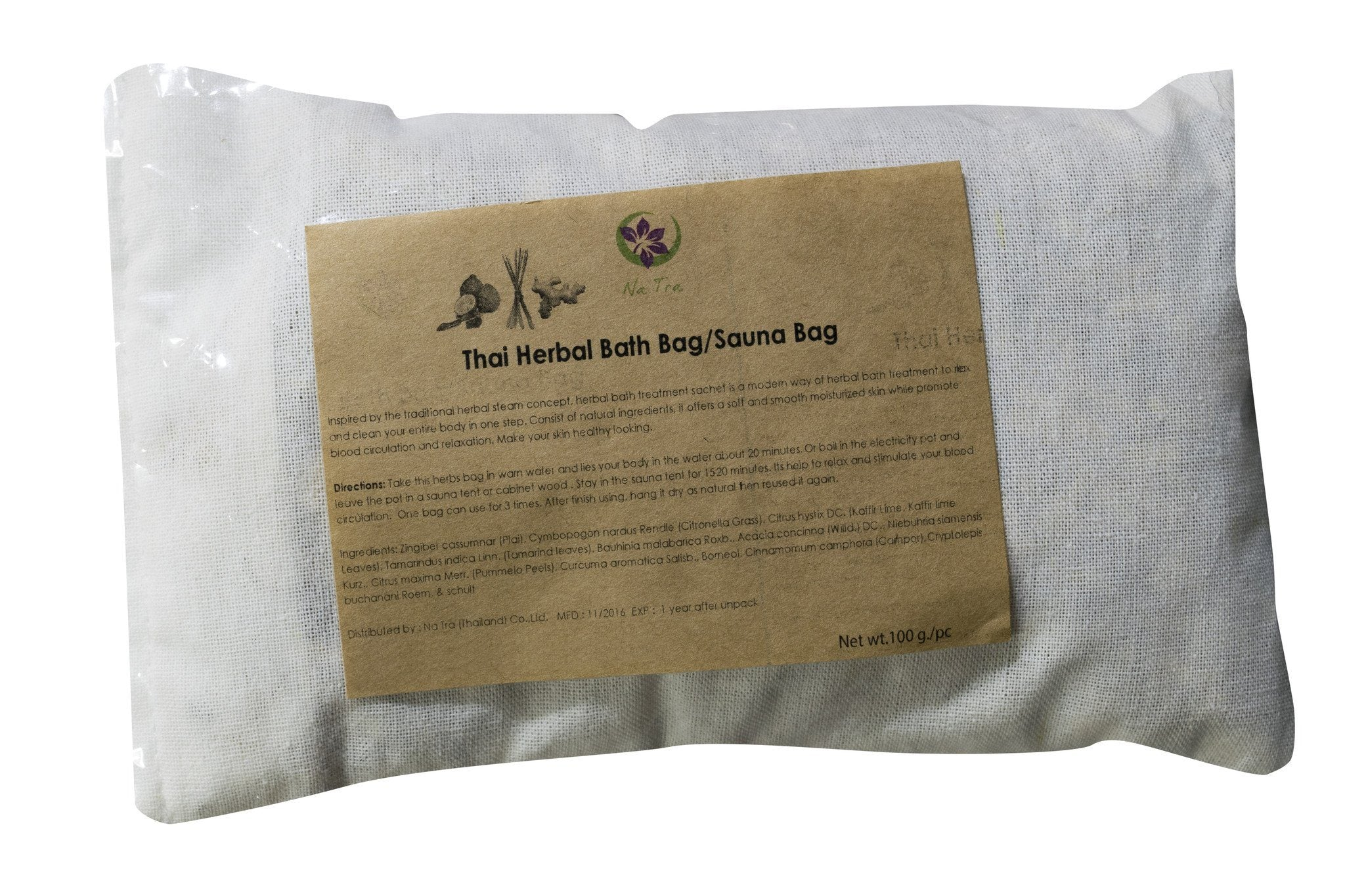 Herbal Body Bath Sauna Bag - CCCollections