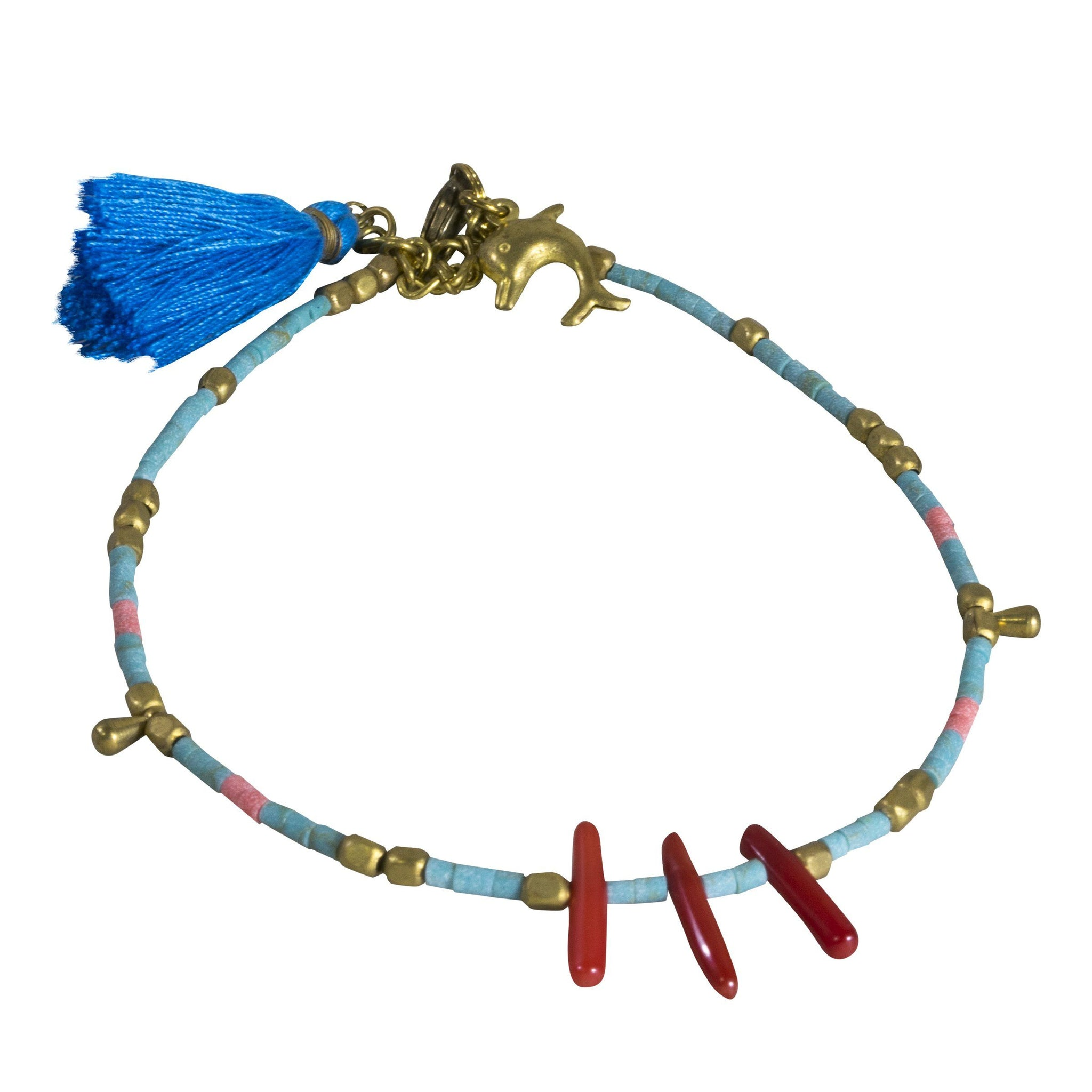 Ankle Bracelet Stylish Tribal Bohemian Jewellery Unique Accessories - CCCollections
