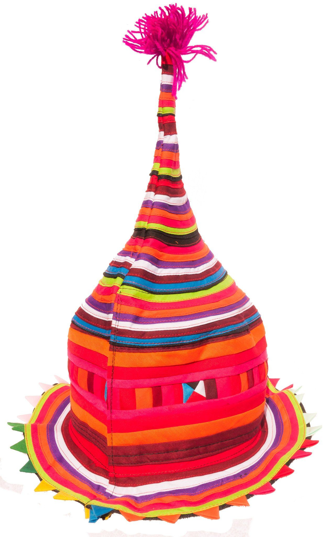 Festival Hat - Tall cone shaped - CCCollections