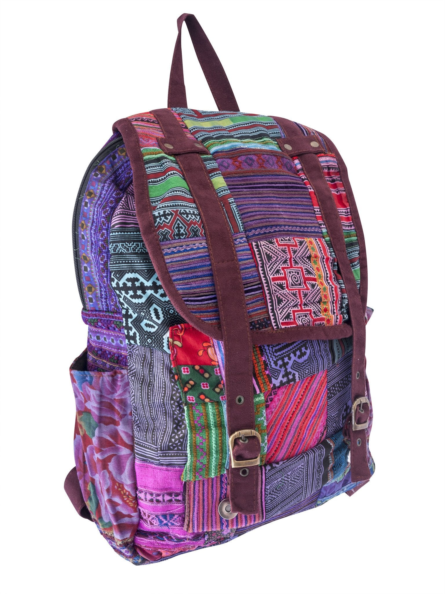 Backpack Hill Tribe Happy Hippie - CCCollections