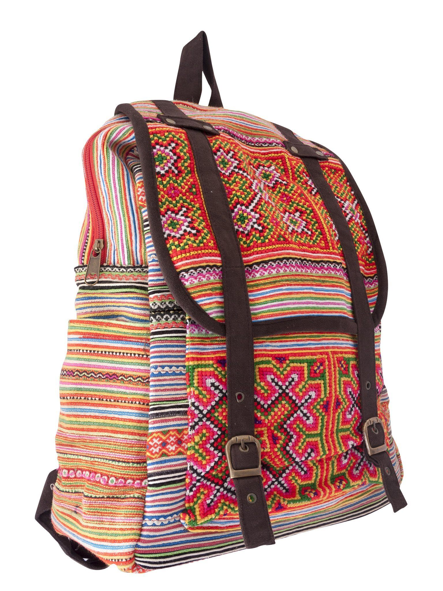 Backpack Hill Tribe Sunset Bag - CCCollections