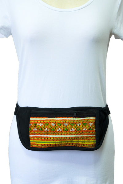 Money Belt vintage hill tribe - CCCollections