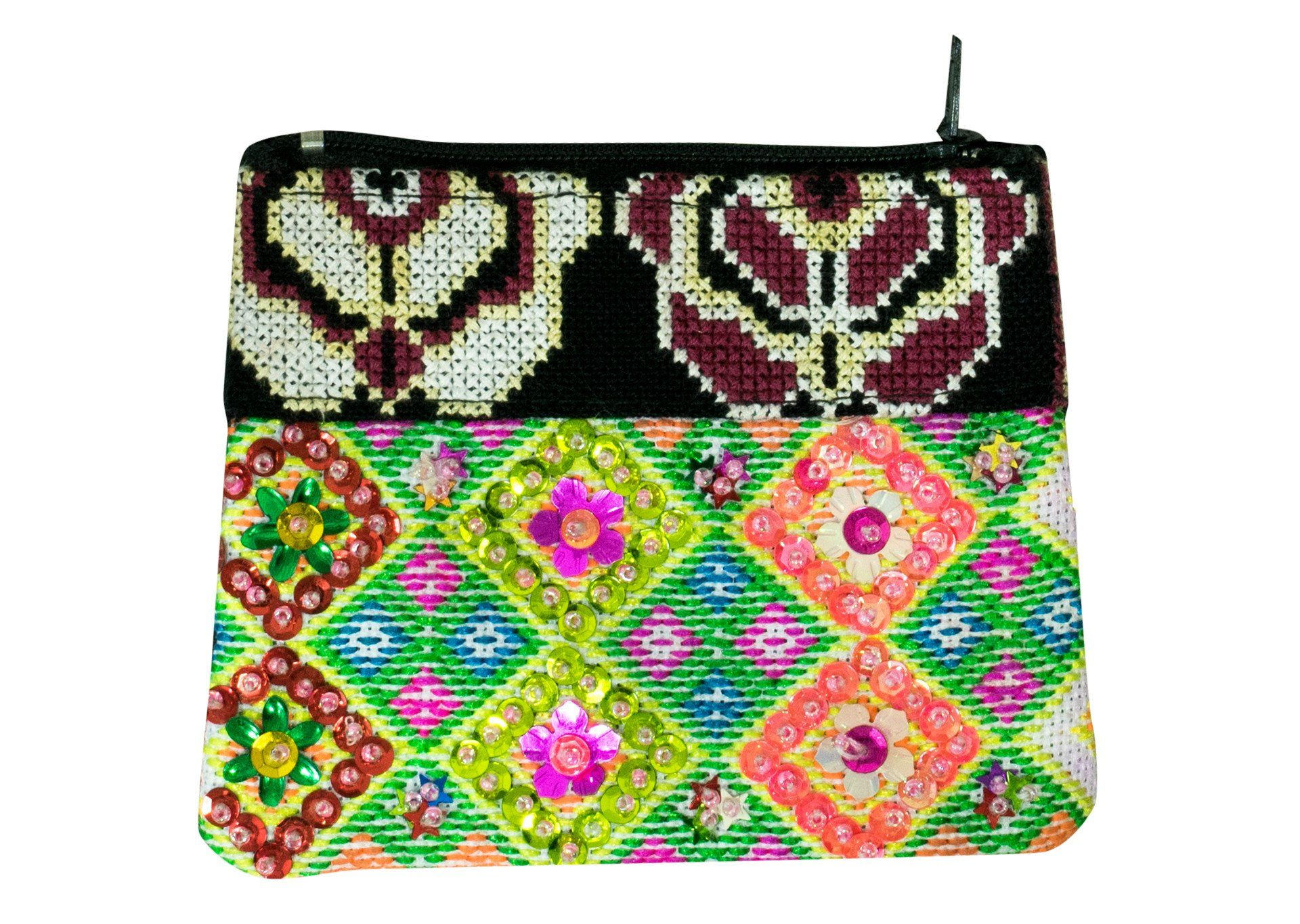 Handmade Hill Tribe Mini COIN Bags - CCCollections