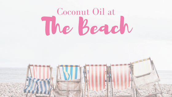COCO & CO. Coconut Beauty Oil at the Beach