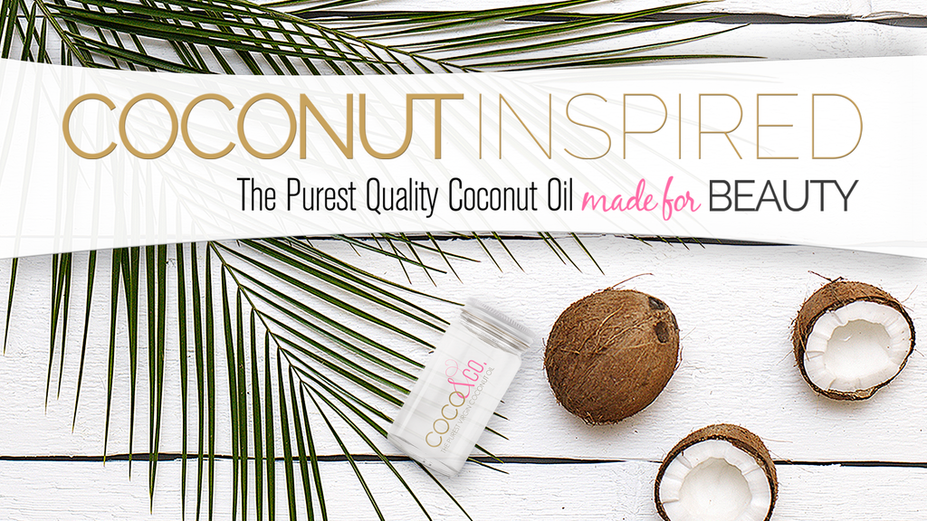 COCONUT INSPIRED BEAUTY