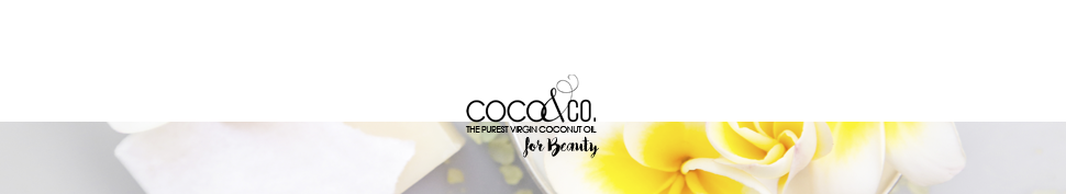 HOMEMADE HOW-TO DIY WITH COCO & CO. COCONUT OIL BOTTOM BANNER