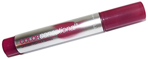 Sexy Sparkles Maybelline Color Sensational Lipstain 55 Plum Flushed