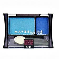 Sexy Sparkles Maybelline New York Limited Edition Eyeshadow 08D Royal Riviera