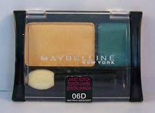 Sexy Sparkles Maybelline New York Limited Edition Eyeshadow 06D Retro Resort