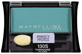 Sexy Sparkles Maybelline New York Limited Edition Eyeshadow 130S Turquoise Glass