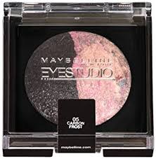 Sexy Sparkles  Maybelline EyeStudio Eye Shadow Duo - 05 Carbon Frost