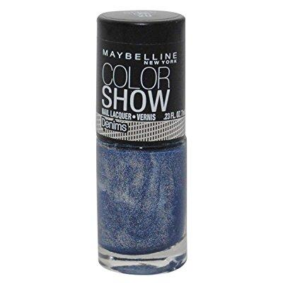ab80a83f7d8 Sexy Sparkles Maybelline Color Show Nail Lacquer -Styled Out 20