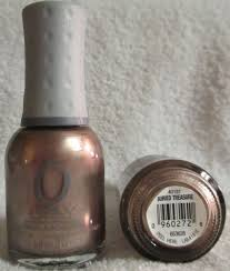 Sexy Sparkles Orly Nail Polish Lacquer - 40181 Buried Treasure
