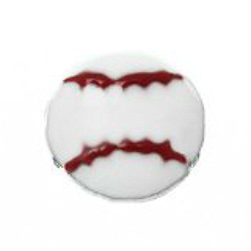Baseball Floating Charm for Glass Living Memory Locket Pendant - Sexy Sparkles Fashion Jewelry