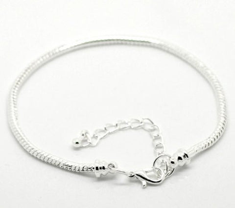 8.5 Inch Starter Master Bracelet Removable Lobster Clasp - Sexy Sparkles Fashion Jewelry - 2
