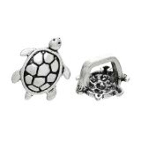 Charm Beads for Leather Bracelet/watch Bands or Wrist Bands (Turtle) - Sexy Sparkles Fashion Jewelry - 1
