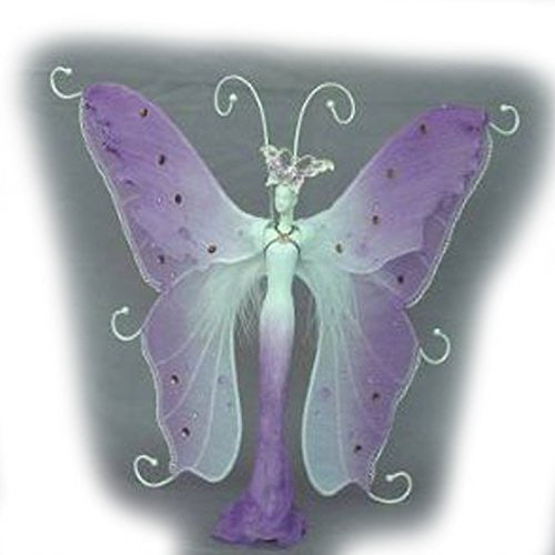 Jewelry Doll Organizer Butterfly Stand Approx 13 Tall - Sexy Sparkles Fashion Jewelry