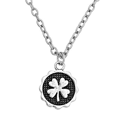 Four Leaf Clover Charm Pendant for Necklace - Sexy Sparkles Fashion Jewelry - 3