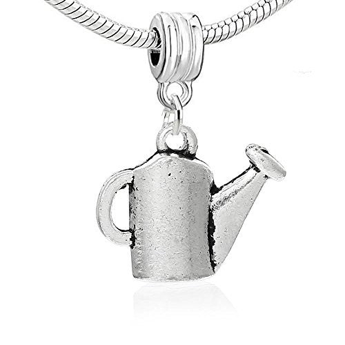 Watering Pot Charm Pendant