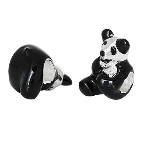 Cuddly Panda Bear Bead Compatible for Most European Snake Chain Bracelet - Sexy Sparkles Fashion Jewelry - 2