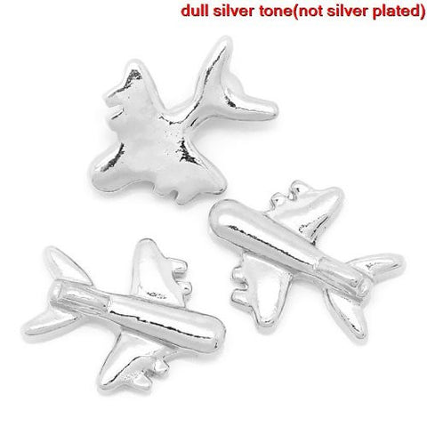 Aiplane Floating Charms For Glass Living Memory Lockets - Sexy Sparkles Fashion Jewelry - 4