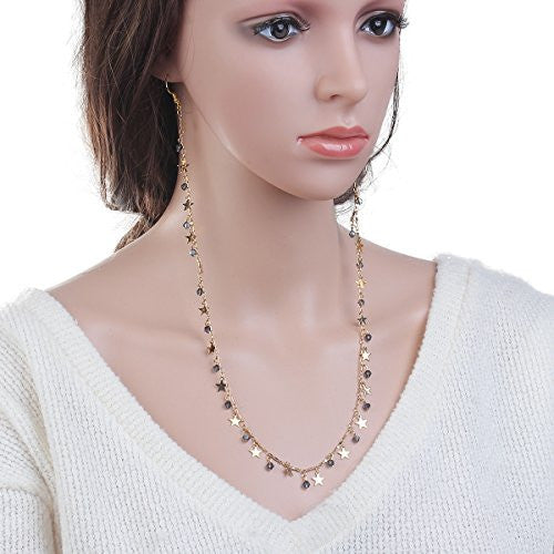Sexy Sparkles long Chain Earlace Fashion jewelry earrings for women