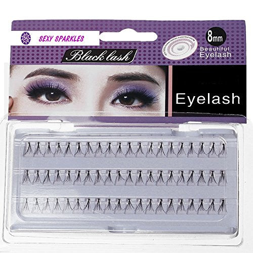 Sexy Sparkles Multipack Individual Lashes (8mm)