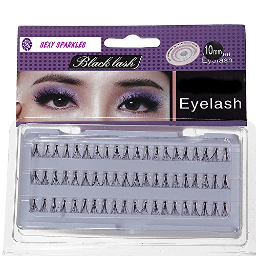 Sexy Sparkles Multipack Individual Lashes (10mm)