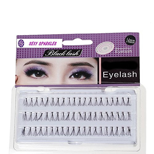 Sexy Sparkles Multipack Individual Lashes (14mm)