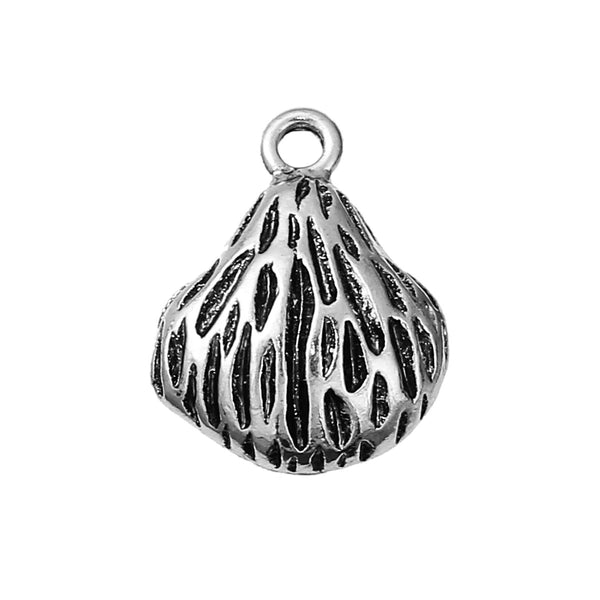 Sexy Sparkles Medical Anatomical 3D Human Patella Charm Pendant for Necklace,Bracelets or Keychains
