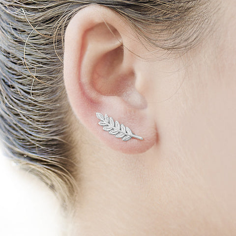 SEXY SPARKLES Ear Climbers/Ear Crawlers Earrings Cuff Climber Pins