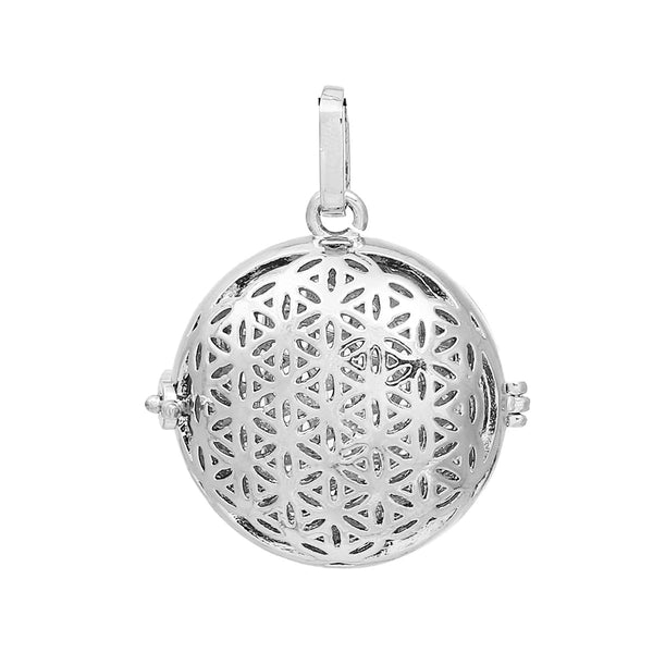 Sexy Sparkles Aromatherapy Elephant Essential Oil Diffuser Locket Pendant