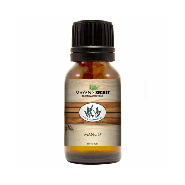 Mayan's Secret- Mango- Premium Grade Fragrance Oil (30ml)