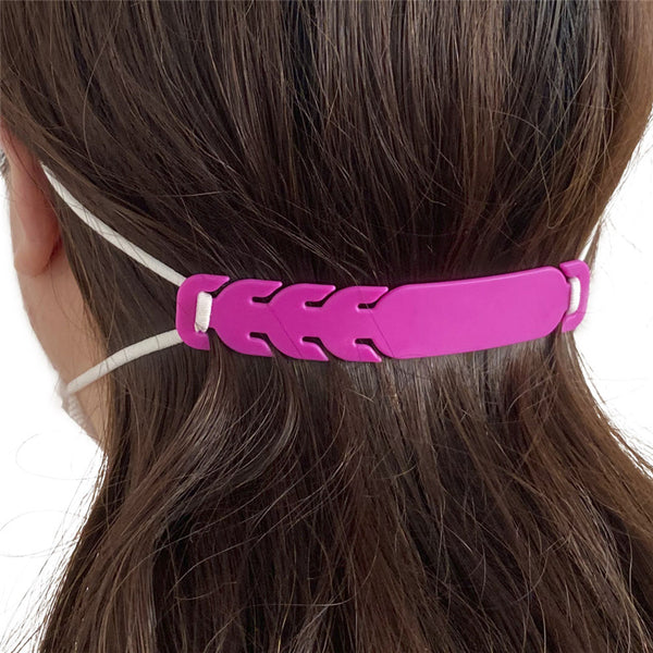 5 Mask Ear Strap Hook for Masks, Adjustable Extension Relieving Ear Pressure