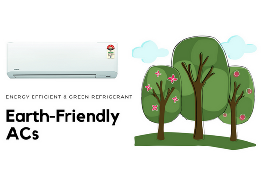 How To Choose An Eco-Friendly Air Conditioner | Green Appliances